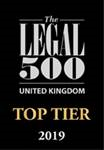 The Legal 500 UK Top Tier 2019